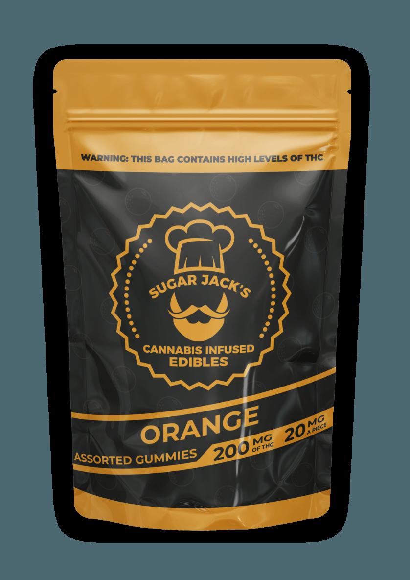 Sugar Jack Orange