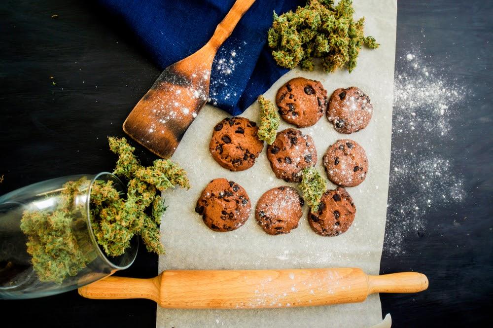 why eat cannabis edibles