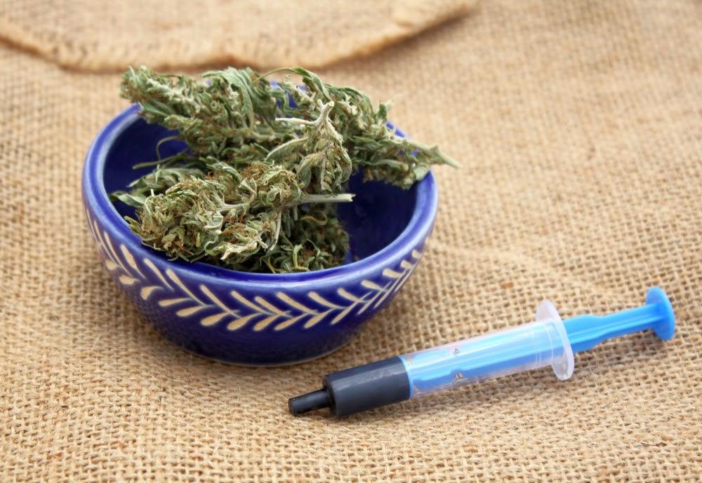 Phoenix Tears: Alternative Cannabis Medicine