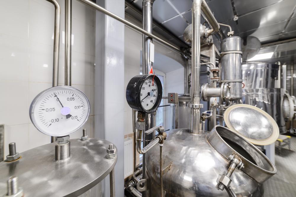 thc distillate production