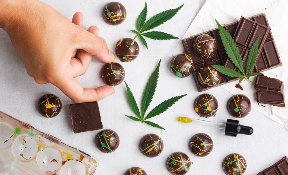 weed chocolate bombs