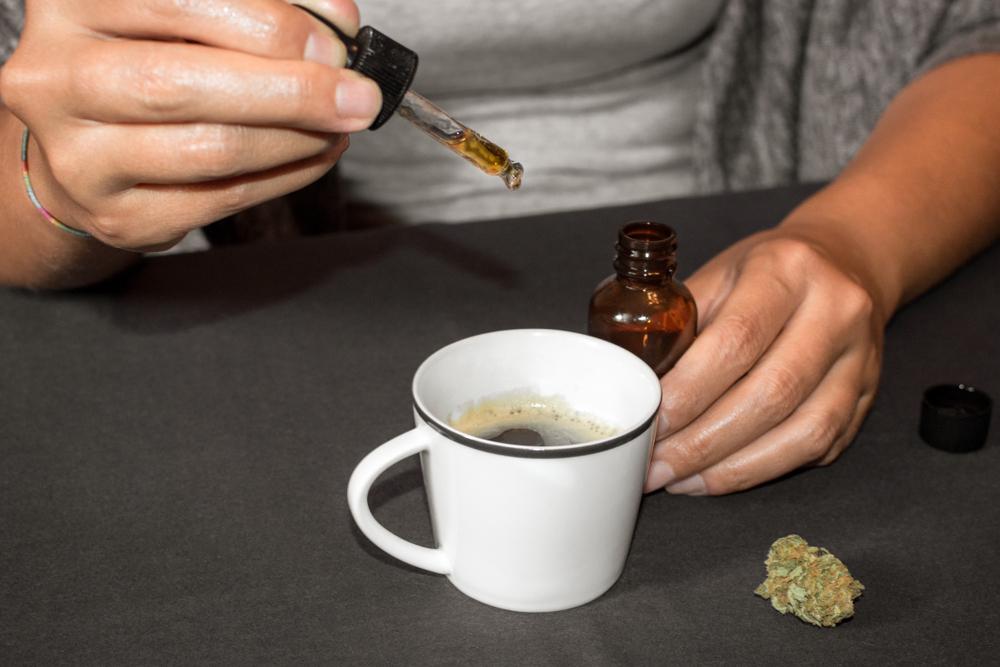 how to make cannabis coffee
