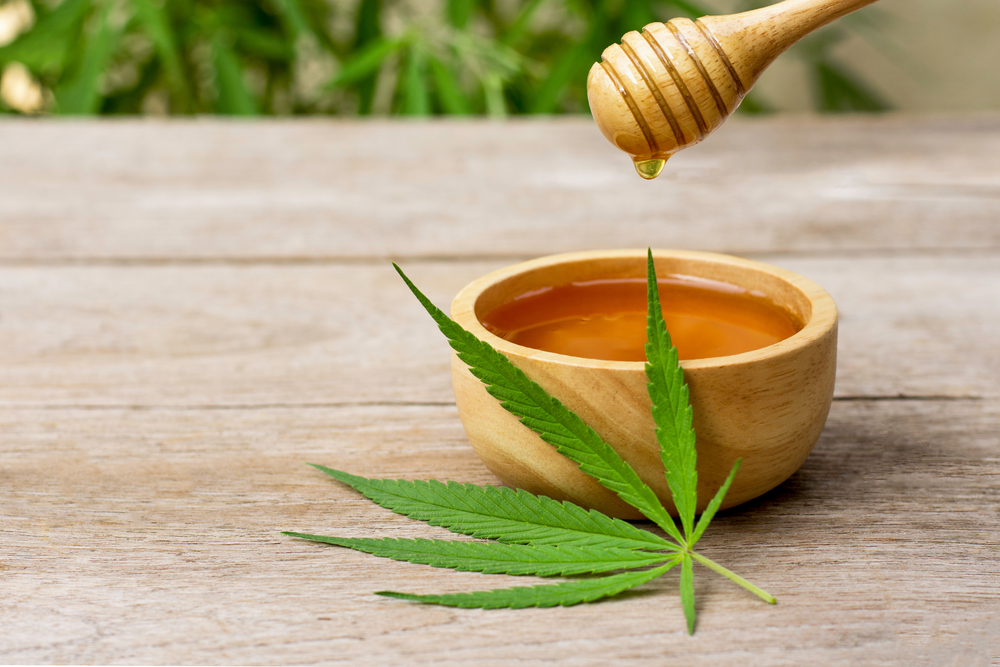 Weed Honey – A Natural Weed Sweet Treat