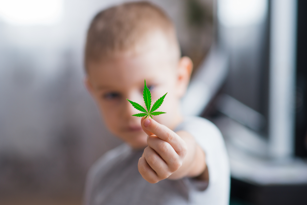 What to do if a Kid Eats Your Edibles