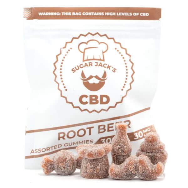 infused cbd edibles